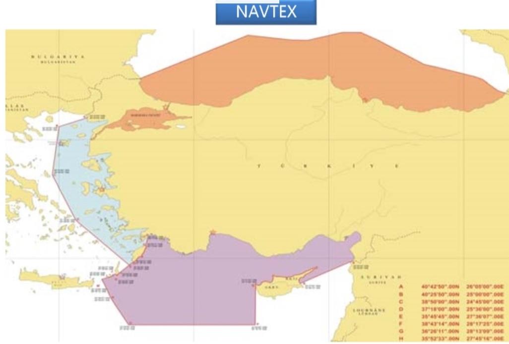 Τσεσμέ: Η Τουρκική NAVTEX ταυτίζεται με τα όρια της Γαλάζιας Πατρίδας