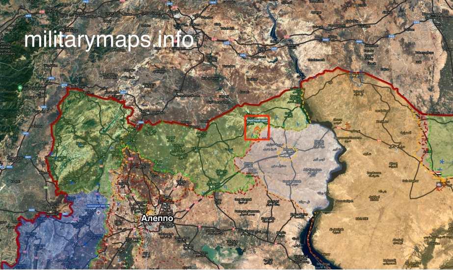 Συρία: Πού κτύπησαν οι Ρώσοι